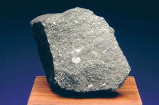 Hallan en el meteorito Allende de México una sustancia más antigua que el Sol