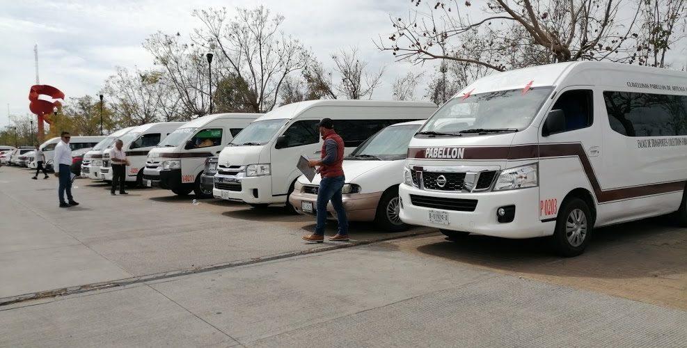 Transporte foráneo sigue con bajas del 45% en Aguascalientes