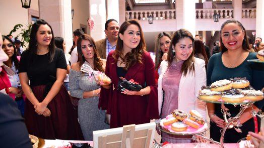Municipio de Aguascalientes apoya a mujeres emprendedoras