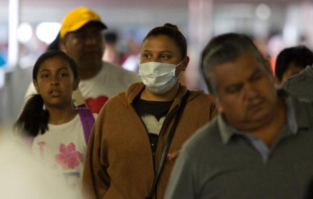 Reportan 146 casos de influenza en Aguascalientes