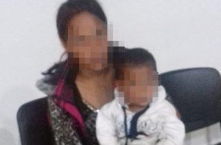Localizan a mujer y su bebé en Aguascalientes reportados como desaparecidos en Zacatecas
