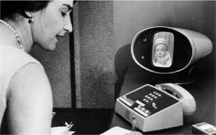 Así fue el primer dispositivo que permitía realizar videollamadas