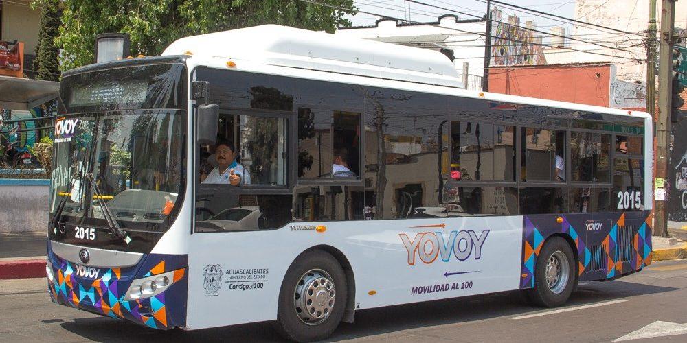 No habrá incremento en las tarifas del transporte público de Aguascalientes