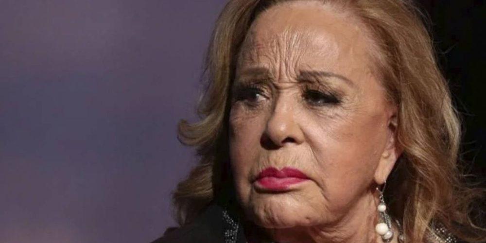 Silvia Pinal fue hospitalizada de emergencia