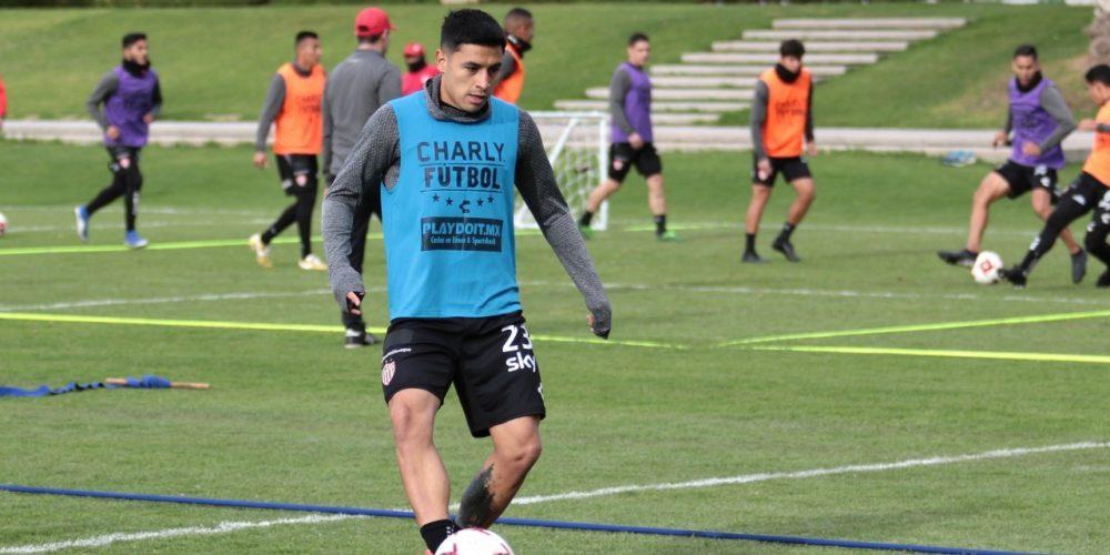 No hay otra más que ganar a Querétaro: Baeza