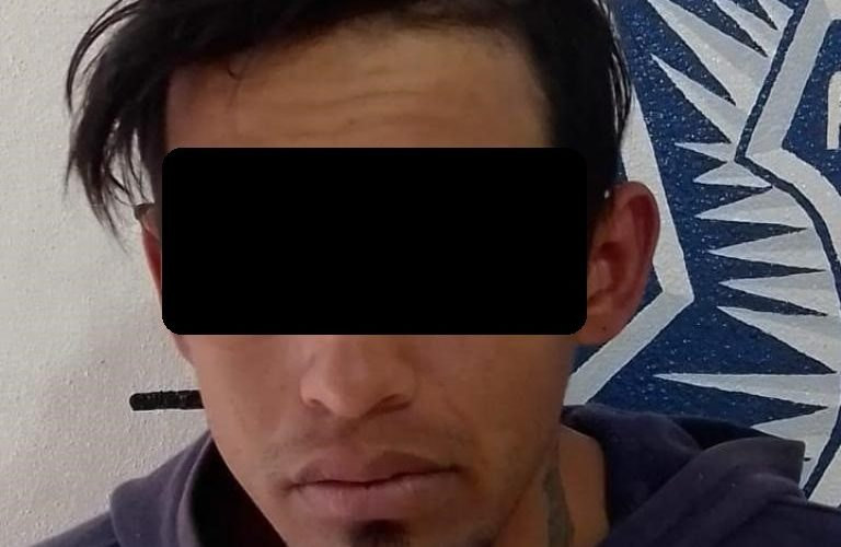 Cristalero fue detenido en poder de objetos robados en Aguascalientes