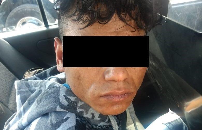 Por daños y robo a casa habitación, sujeto fue detenido en San Francisco de los Romo