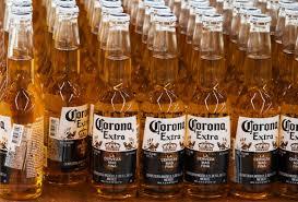 Cerveza Corona podría ver afectadas sus ventas por el coronavirus