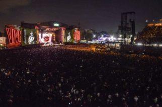CIUDAD DE MÉXICO, 14MARZO2020.- Guns & Roses su participación Vive Latino 2020,  realizado en el autódromo Hermanos Rodríguez. FOTO: MARIO JASSO /CUARTOSCURO.COM