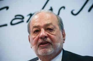 Carlos Slim anuncia donación de mil millones de pesos para combatir COVID-19