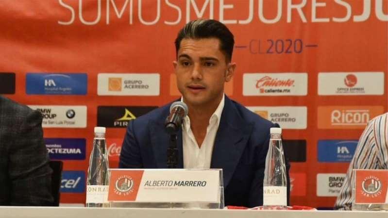 Presidente del Atlético San Luis da positivo a Coronavirus