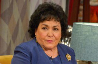 "Carmen Salinas afirma que Coronavirus es un castigo ""por comer perritos"""