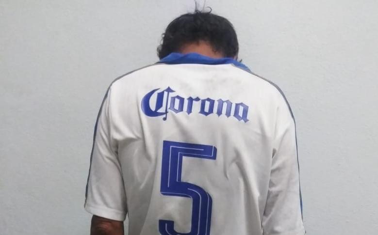 Detienen a José por hostigar sexualmente a una joven en Aguascalientes