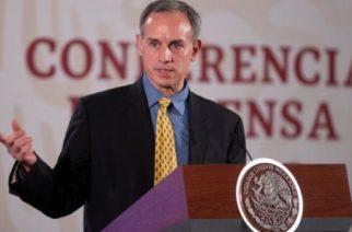 Coronavirus se puede prolongar hasta octubre, estima López-Gatell