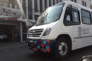 A partir del lunes disminuirá número de camiones urbanos en 30% en Aguascalientes