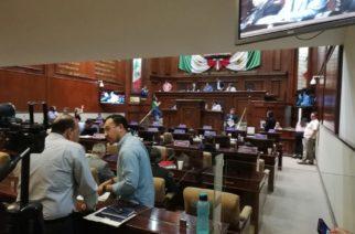 Reanudan sesiones en Congreso de Aguascalientes a partir de este viernes
