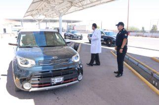 Supervisan puntos de acceso a Aguascalientes