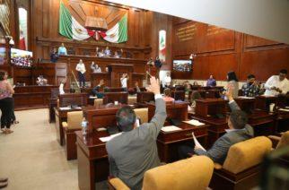 Da Congreso luz verde a modificaciones presupuestales de gobierno de Aguascalientes