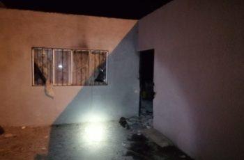 Dos personas mueren en incendio en Jesús María, Aguascalientes