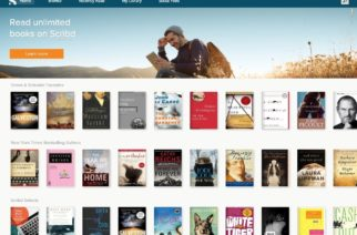 Scribd ofrece acceso gratuito a todas sus bibliotecas