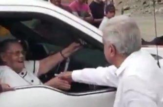 """Checa la presunta carta de la mamá de """"El Chapo"""" a AMLO"""