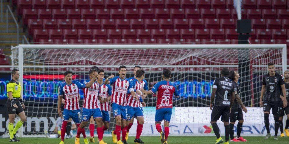 Seis jugadores de Chivas preocupan por coronavirus