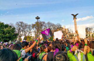 Convocan feministas a marcha pro aborto este martes en Aguascalientes
