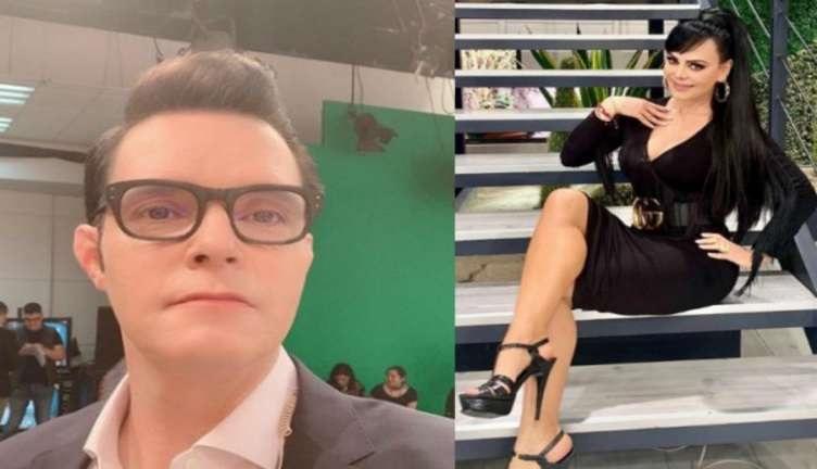 """""""Por muy guapa que esté ya es de la tercera edad"""", Horacio Villalobos crítica a Maribel Guardia"""