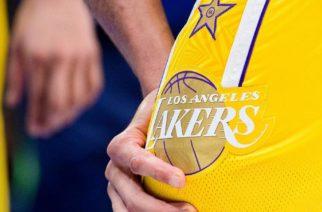 Dos jugadores de los Lakers dan positivo a coronavirus