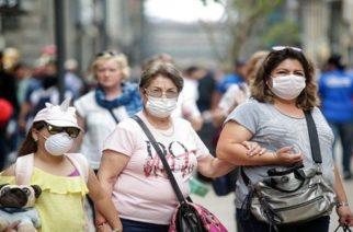 México suma 475 casos de coronavirus