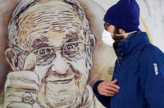 El papa Francisco celebrará Semana Santa sin fieles
