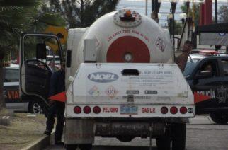 Tras agonizar, fallece empleado de gas que sufrió quemaduras en Aguascalientes