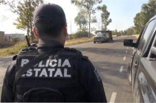 Auxilian policías a menor de 4 años  de edad que se encontraba extraviada