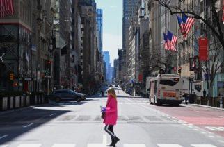 Estados Unidos extiende distanciamiento social hasta el 30 de abril