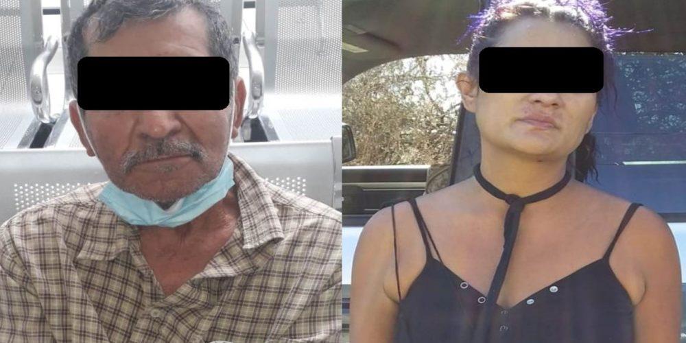 Conflicto familiar terminó con aseguramiento de drogas y un arma en Calvillo