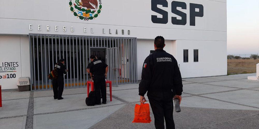 La próxima semana esperan vacunar a mayores de 60 años en penales de Aguascalientes