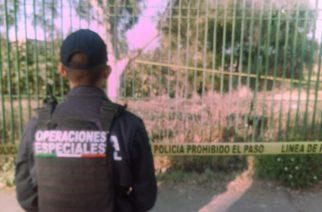 Sujeto se suicida al interior del Parque México