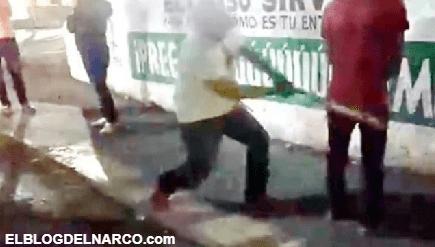 """Narcos imponen su ley en pueblos para hacer valer el """"Quédate en Casa"""""""