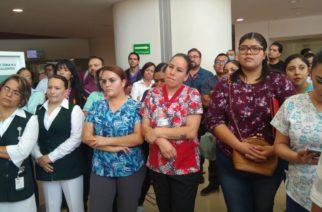 No solo en Aguascalientes hay carencia de insumos, es a nivel mundial: Justifican directivos del IMSS