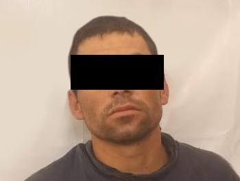 """Aseguran a """"El Rica"""" por robar en un rancho de Cosío"""