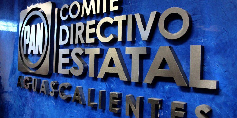 PAN Aguascalientes llama a AMLO a acuerdo nacional ante Covid-19