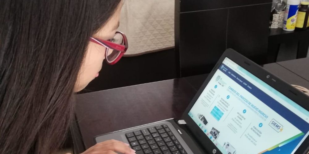 Validación de documentos para ingreso a bachilleratos se realizará en línea