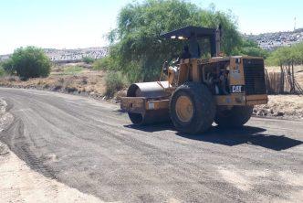 Municipio de Aguascalientes rehabilita vialidades de Cumbres III