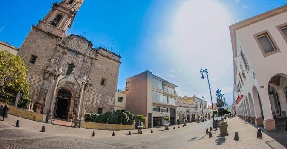 Miércoles soleado en Aguascalientes