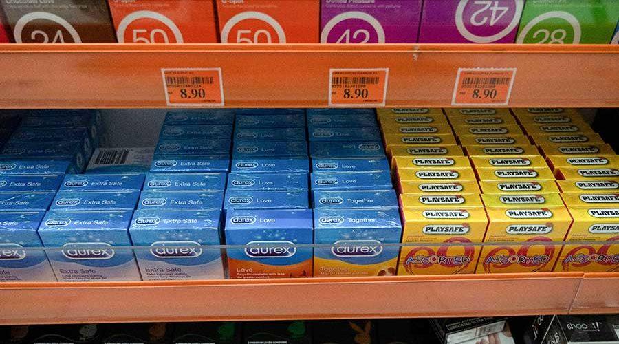 Alertan sobre escasez mundial de condones