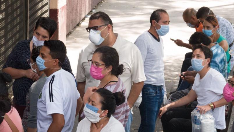 Reportan 381 contagios de Covid-19  entre trabajadores del IMSS