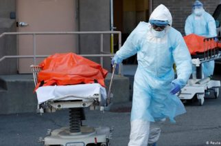 México se ubica entre los 10 países con más muertes por Covid-19