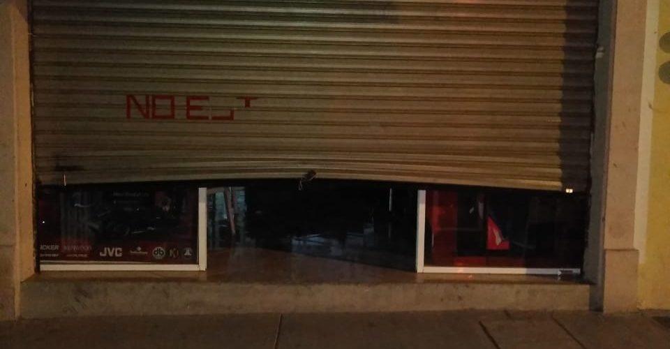 En febrero, hasta 3 negocios al día fueron víctimas de la delincuencia en Aguascalientes