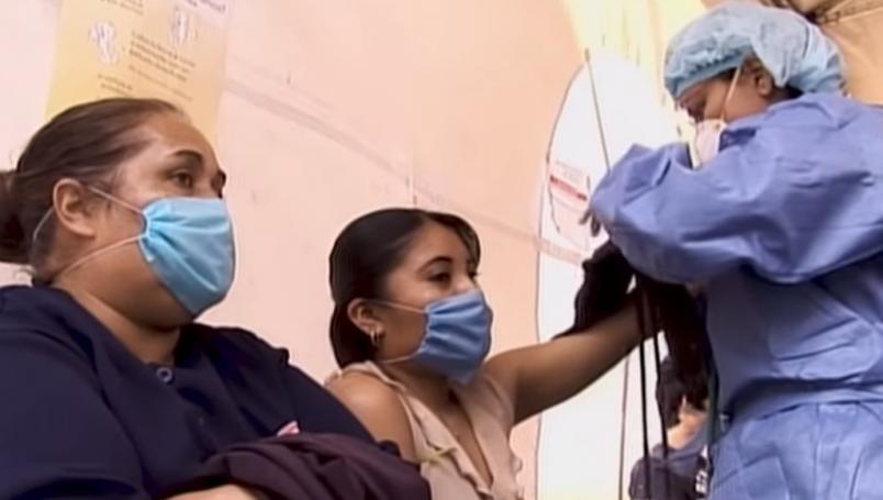 Confirman primer caso de Covid-19 e Influenza en México