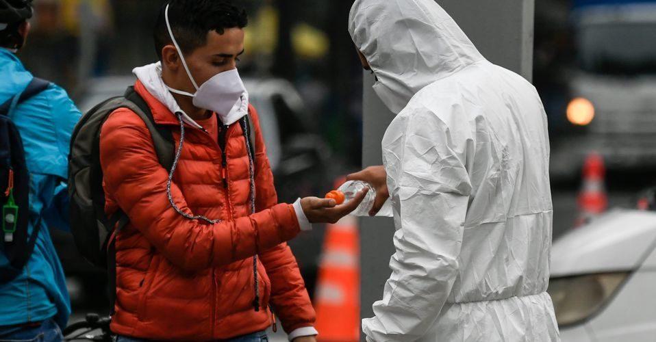 México suma mil 351 muertes por coronavirus